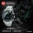 テクノス TECHNOS クオーツ メンズ クロノ 腕時計 時計 T4344SG【楽ギフ_包装】