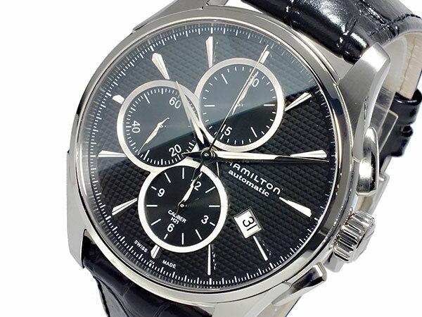 ハミルトン HAMILTON ジャズマスター JAZZMASTER 自動巻き クロノグラフ メンズ 腕時計 H32596731【楽ギフ_包装】【S1】:VANCL