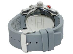 トミーヒルフィガーTOMMYHILFIGERクオーツメンズ腕時計時計1790957【_包装】