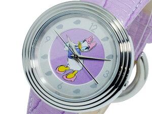 ディズニーウオッチDisneyWatchデイジーダックレディース腕時計時計140214-DS【_包装】