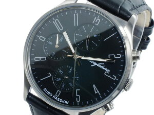 アルカフトゥーラARCAFUTURAクオーツメンズ腕時計時計EC483BKブラック【_包装】