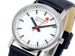 モンディーンMONDAINEクオーツユニセックス腕時計時計A658.30323.11SBB国内正規【_包装】