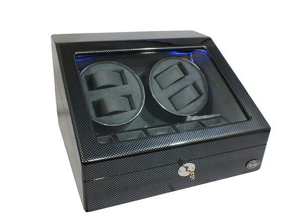 ローテンシュラガー LUHW ワインディングマシーン ワインダー 木製 4連 LU31004CB:VANCL
