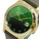 マーク バイ マークジェイコブス クオーツ レディース 腕時計 時計 MBM1320 グリーン