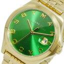 マーク バイ マークジェイコブス クオーツ レディース 腕時計 時計 MBM3323 グリーン