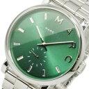 マーク バイ マークジェイコブス クオーツ レディース 腕時計 時計 MBM3342 グリーン