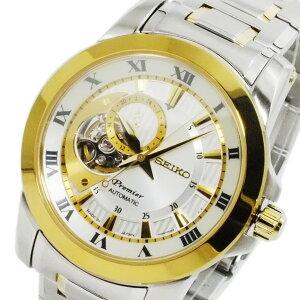 セイコーSEIKOプルミエPremier日本製自動巻メンズ腕時計SSA216J1【送料無料】【_包装】