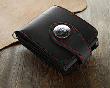Igginbottom イギンボトム ナチュレ 国産高級ヌメ革 二つ折り 財布 IGO-104