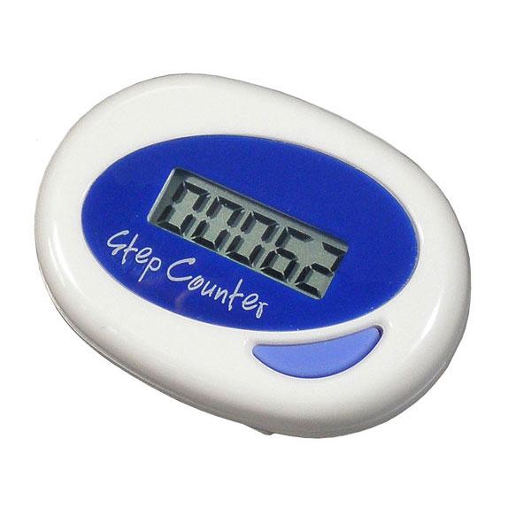 【MIZAR-TEC】ミザールテック デジタル歩数計 調整機能付 ホワイト NO1400 /40点入り(代引き不可)【S1】:VANCL