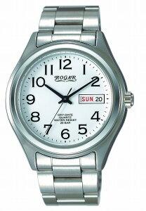 【ROGAR】ローガルメンズ腕時計RO-026M-WS20気圧防水(日本製)/1点入り(き)