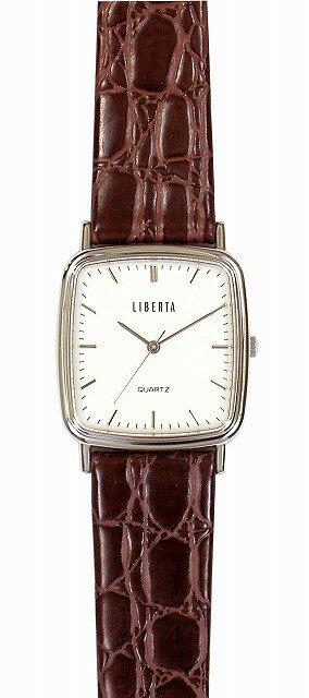 【LIBERTA】リベルタ メンズ腕時計 LI-027MW 日常生活用防水(日本製) /5点入り(代引き不可)【S1】:VANCL
