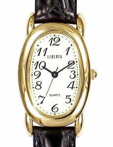 【LIBERTA】リベルタレディース腕時計LI-041LA-01日常生活用防水(日本製)/10点入り(き)