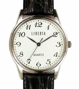 【LIBERTA】リベルタレディース腕時計LI-043LB-01日常生活用防水(日本製)/5点入り(き)