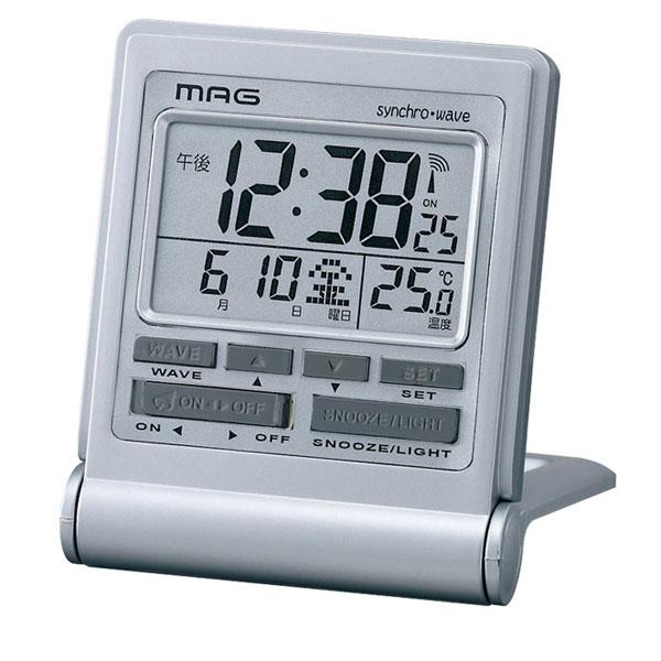 デジタル電波時計 T-638 ハヤブサ /100点入り(代引き不可)【S1】:VANCL