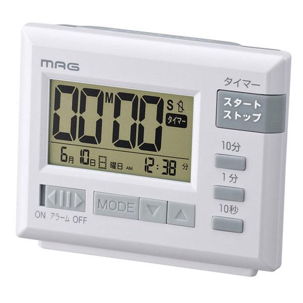 デジタル置時計 T-651 はかるモン /48点入り(代引き不可):VANCL