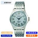 【AUREOLE】オレオール メンズ腕時計 SW-482M-6 アナログ表示 ソーラー 10気圧防水 /1点入り(代引き不可)【送料無料】