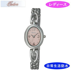 【CROTON】クロトンレディース腕時計RT-151L-4アナログ表示日常生活用防水/10点入り(き)