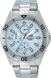 【CITIZEN】シチズン Q&Q ソーラー電源搭載マルチハンズ メンズ腕時計H018-201 /5点入り(代引き不可)【S1】:VANCL
