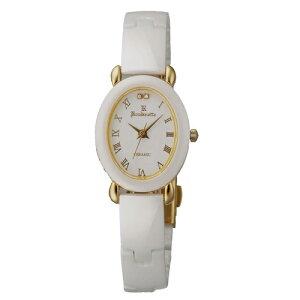 【ROMANETTE】ロマネッティレディース腕時計RE-3512L-10アナログ表示K18リューズ日常生活用防水/10点入り(き)