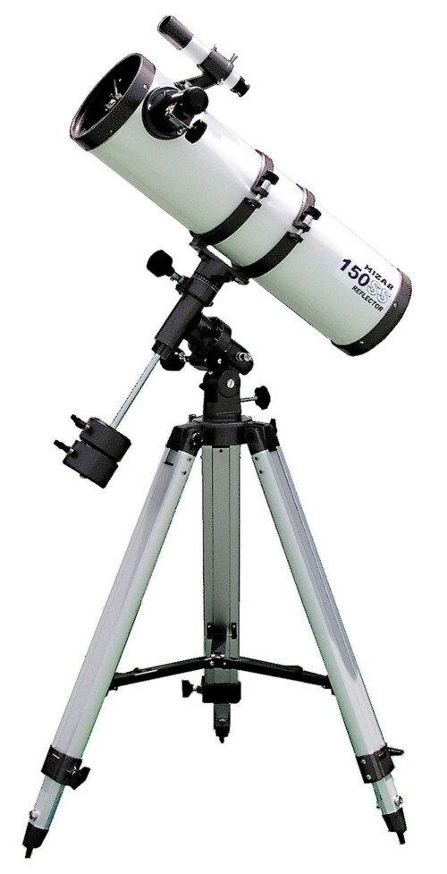 【MIZAR-TEC】ミザールテック天体望遠鏡LTH-150SS反射式口径150mm焦点距離750mm/4点入り(代引き不可)【送料無料】