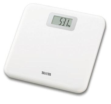 タニタ デジタルヘルスメーター ホワイト HD-661-WH【S1】
