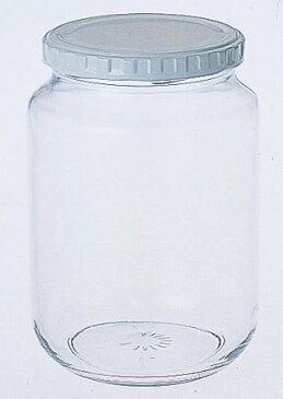 東洋佐々木ガラス ジャム瓶1000 ホワイト