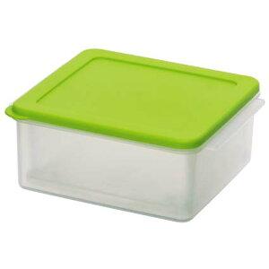 豆腐専用の保存ケーススケーター とうふ保存容器 G(グリーン) FKT1【S1】