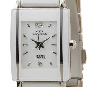 TECHNOSテクノスTAL742セラミッククォーツレディース腕時計全3色