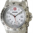 WENGER ウェンガー 腕時計 WEN72617 メンズ マウンテイナー ホワイト/シルバー