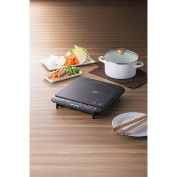 YAMAZEN IH調理器 ブラック 電化製品 電化製品調理機器 その他大型調理器 YEA-140(B)XL376(代引不可)