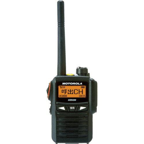 Motorola(モトローラ)『デジタル簡易無線(GDR4200)』