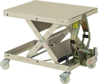 丸善 ローハイシステム リフター 油圧ジャッキ式 スチール製 移動式 LHU451:VANCL