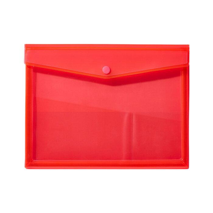 產品詳細資料,日本Yahoo代標 日本代購 日本批發-ibuy99 包包、服飾 包 箱包配件 袋組織者/袋中袋 キングジム チア-ズ バッグインバッグ 赤 CH5364T かわいい おしゃれ シンプル
