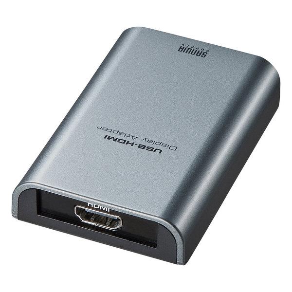パソコン・周辺機器, ディスプレイ  USB-HDMI AD-USB23HD ()