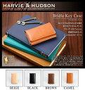 Harvie&Hudson キーケース HA-1007 4色
