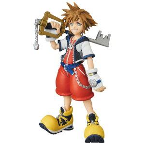 迪士尼UDF KINGDOM HEARTS SORA Figure Kingdom Hearts Sora DISNEY [Medicom Toy]