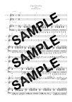 【ダウンロード楽譜】 アオゾラペダル/嵐(ピアノ弾き語り譜 初級1)