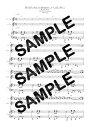 【ポイント10倍】【ダウンロード楽譜】 君となら feat.LGMonkees、いしばしさちこ/Aqua Timez(ピアノ弾き語り譜 初級2)