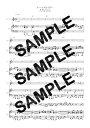 【ダウンロード楽譜】 ループスライダー/真心ブラザーズ(ピアノ弾き語り譜 初級2)