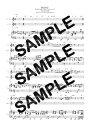【ダウンロード楽譜】 #DMAF/鈴木愛理×SPICY CHOCOLATE(ピアノ弾き語り譜 )