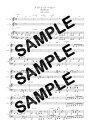 【ダウンロード楽譜】 グッド ナイト ベイビー/甲斐よしひろ(ピアノ弾き語り譜 初級1)