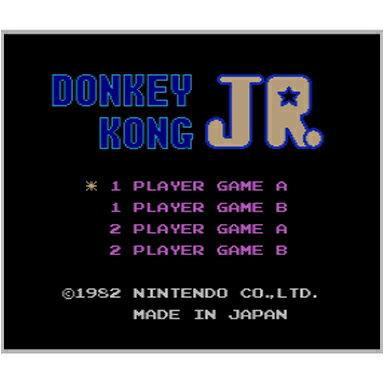 3DS ドンキーコングJr.(ダウンロード版)※100ご利用可