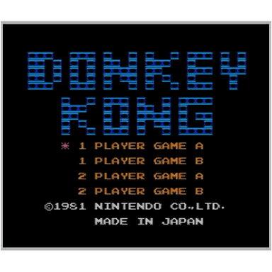 3DS ドンキーコング(ダウンロード版)※100ご利用可