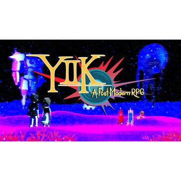 [Switch] YIIK: ポストモダンRPG (ダウンロード版)※1,000ポイントまでご利用可