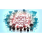 [Switch] ナイト・イン・ザ・ウッズ (Night in the Woods) (ダウンロード版)) ※1,000ポイントまでご利用可