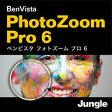 【11%OFFクーポン対象】PhotoZoom Pro 6 ダウンロード版/ 販売元:株式会社 ジャングルPhotoZoom Pro