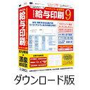 かんたん給与印刷9 DL版 / 販売元:株式会社アイアールティ