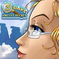 3デイズ:アミュレットの謎 / 販売元:株式会社オーバーランド画像