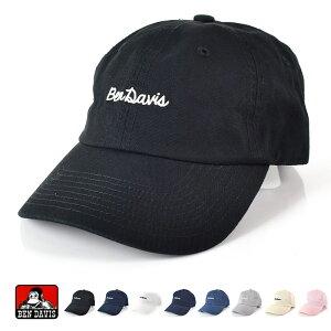 【10%OFFセール】ベンデイビス BEN DAVIS 帽子 ベンズ コットン ローキャップ BDW-9433A【正規品 メンズ レディース コットンキャップ ローキャップ カーブキャップ 6パネル ロゴ ゴリラ ブラック ホワイト ネイビー 黒 白】