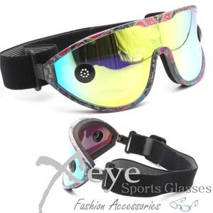 ゴーグル サングラス ウインタースポーツ ミラーコート フェイス スキー スノボ モーグル競技 男性 女性 普通郵便で送料無料 メンズ レディース ベルトの長さを調整して子供用としても使える